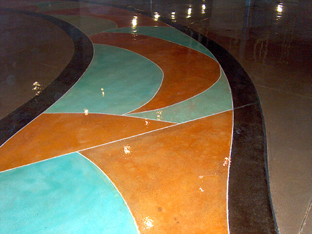 Decorative Concrete ‹ Hanneman & Fineis Concrete ...